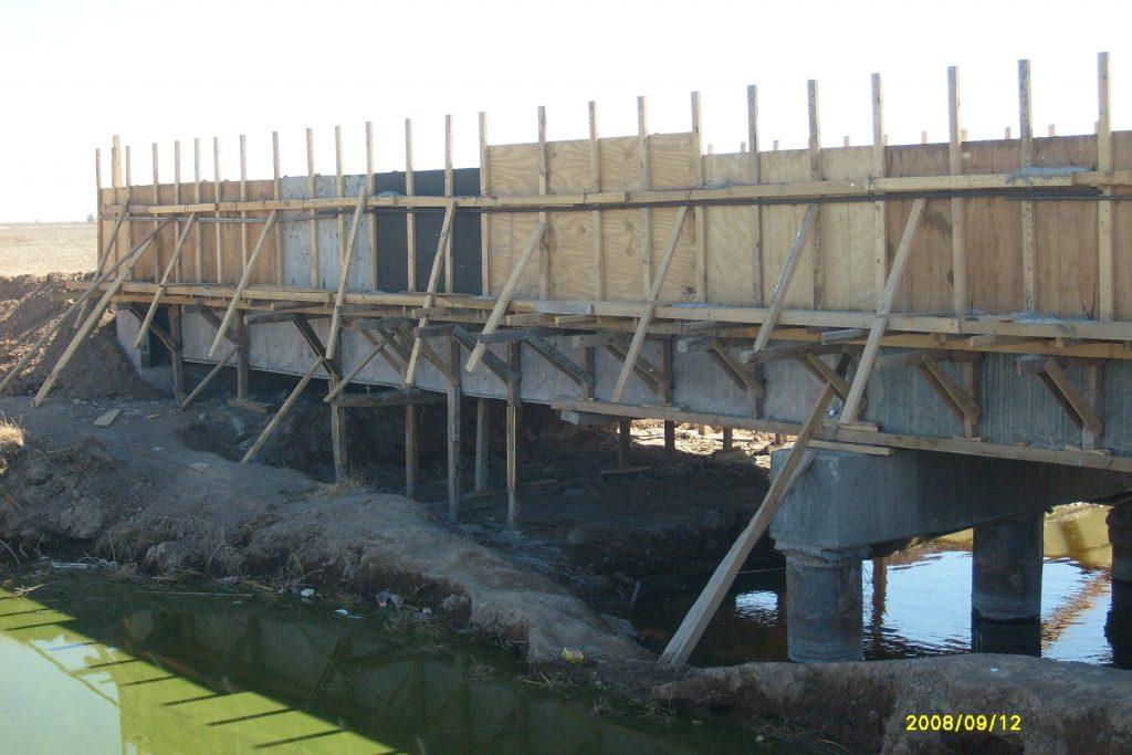 Readecuación hidráulica y estructural alcantarillas, Santa Fe