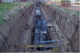 Planta de silos, Ingeniero White – Buenos Aires