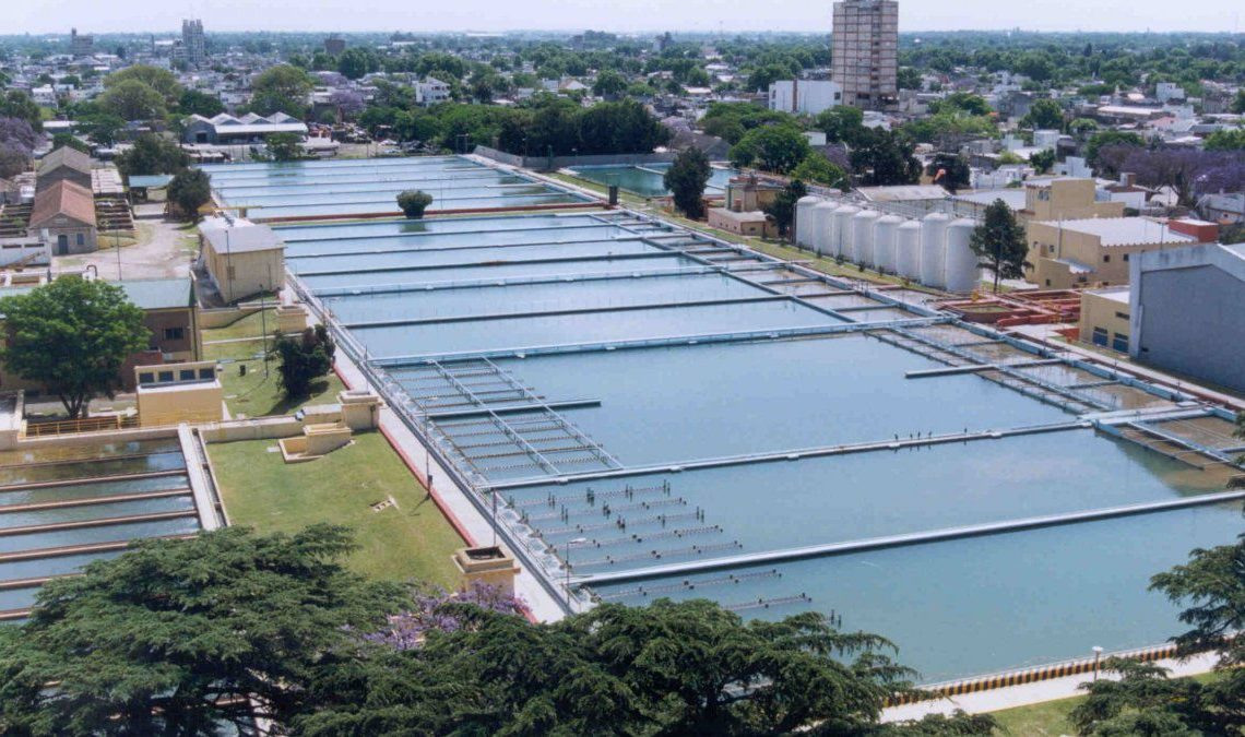 Confiabilización instalaciones de cloro, Rosario, Santa Fe