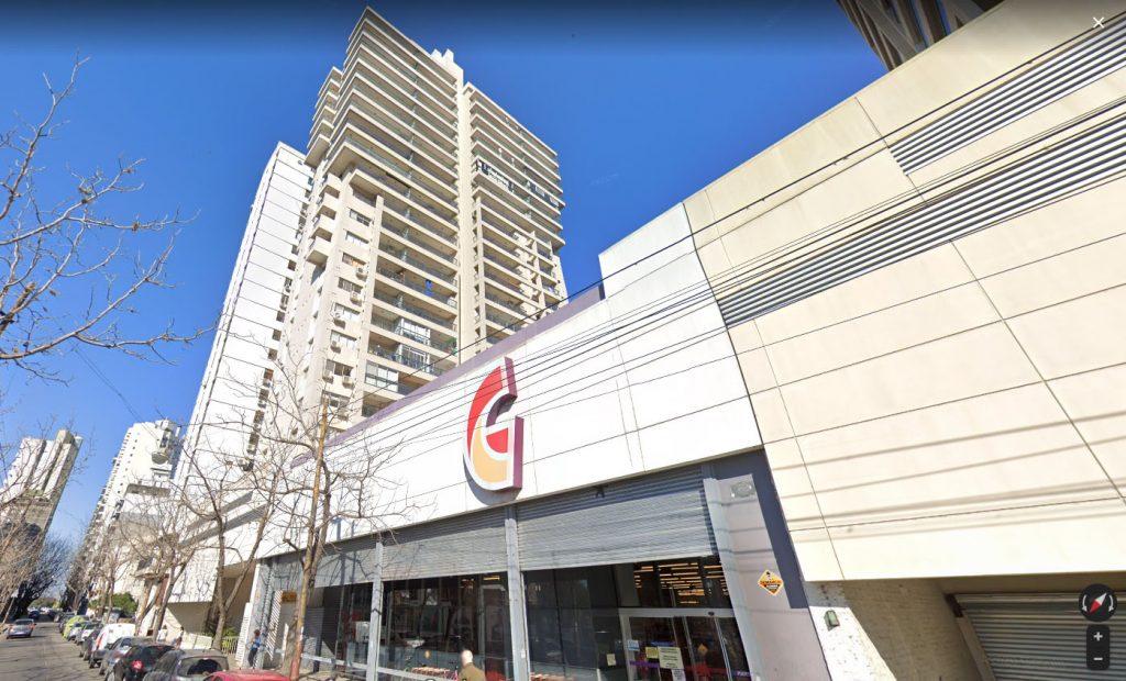 Edificio Supermercado La Gallega, Rosario – Santa Fe