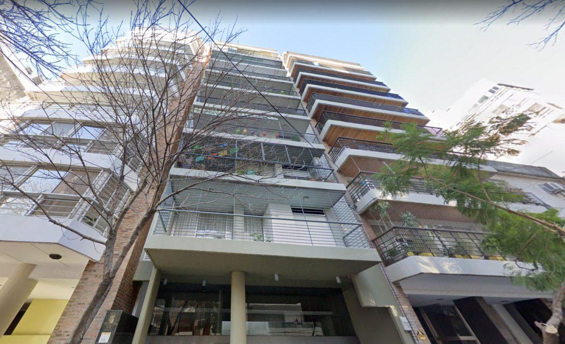 Edificio 3 de Febrero 85, Rosario, Santa Fe