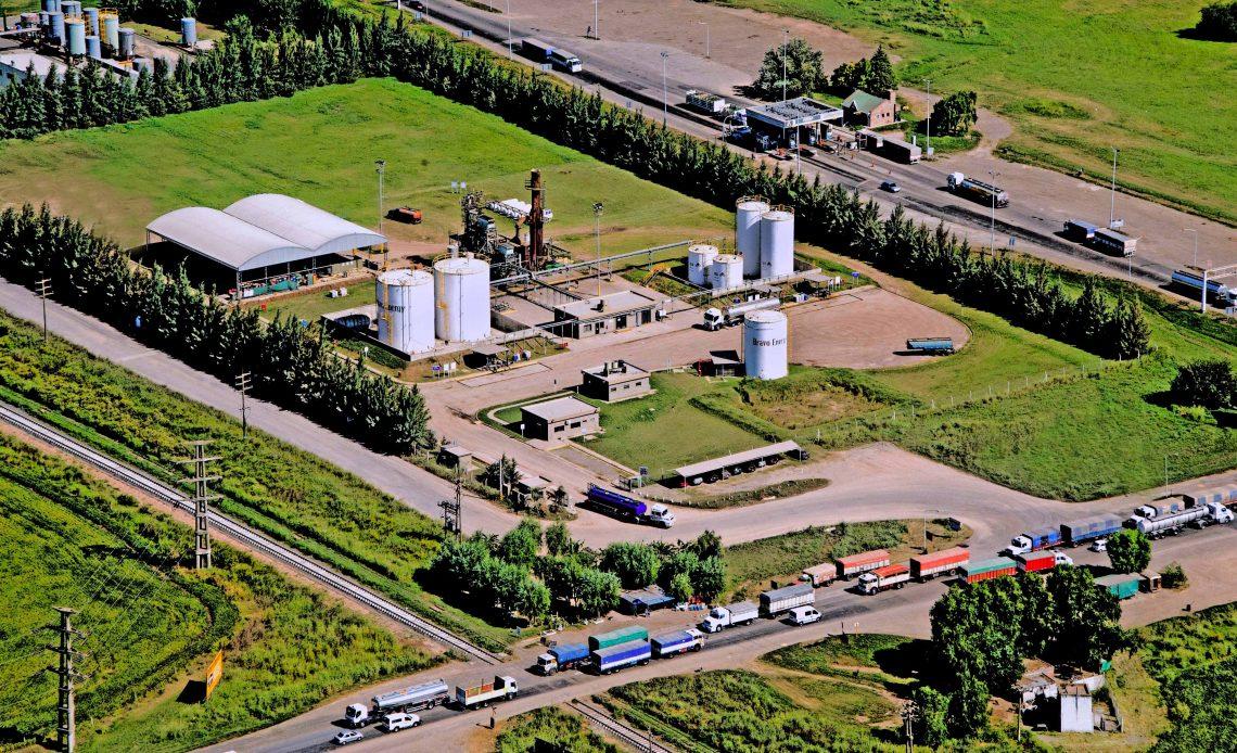 Nueva Planta Industrial Bravo Energy, San Lorenzo, Santa Fe