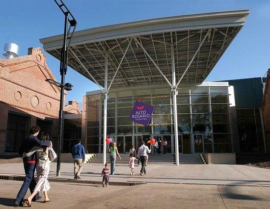 Mampostería en Alto Rosario Shopping, Rosario – Santa Fe