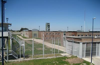 Unidad Penitenciaria en Piñero, Prov. de Santa Fe