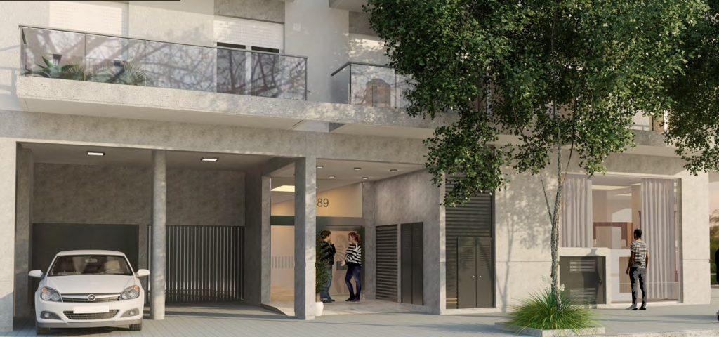 Edificio Crespo 1199, Rosario -Santa Fe