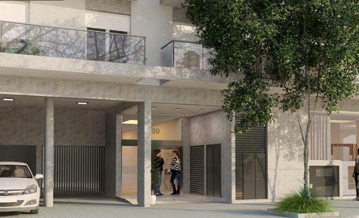Edificio Crespo 1189, Rosario -Santa Fe