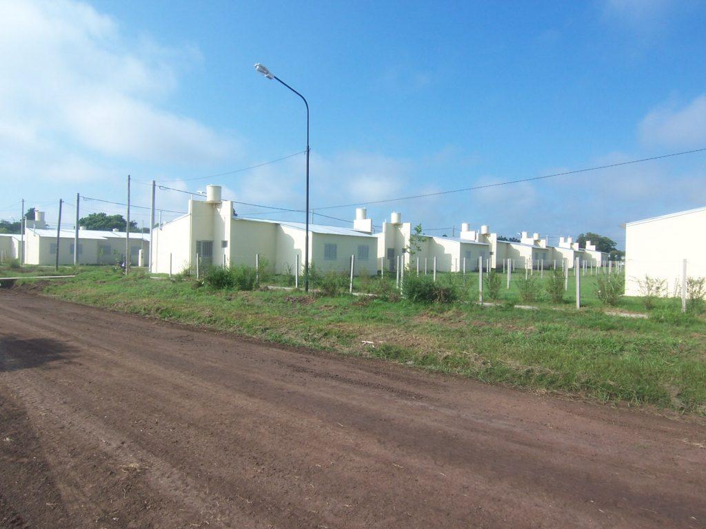 40 viviendas en El Trébol, Provincia de Santa Fe