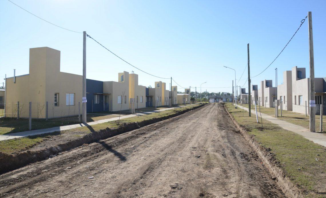 96 viviendas e infraestructura en El Trébol, Provincia de Santa Fe