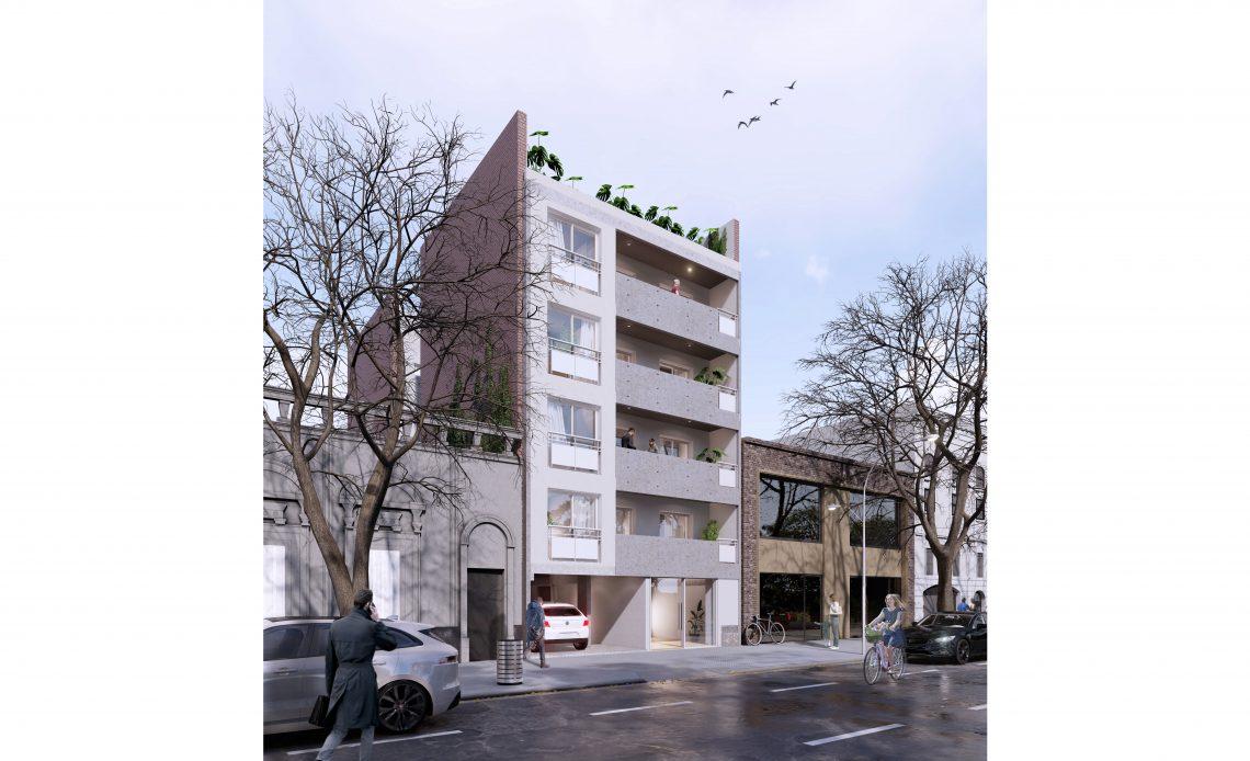 Edificio Av. Pellegrini 476, Rosario – Santa Fe